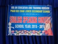 Cuộc Thi Hùng Biện Tiếng Anh