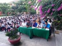 Đại hội cháu ngoan Bác Hồ năm học 2014 - 2105