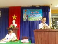 Đại Hội Cháu Ngoan Bác Hồ Năm Học 2017-2018