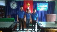 Đại Hội Chi Đoàn trường THCS Phan Bội Châu