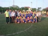 Giải bóng đá nam THCS