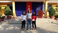 Học bổng hằng tháng của trường THCS Phan Bội Châu