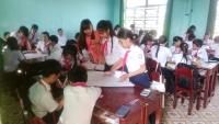 Hội giảng cấp trường trường THCS Phan Bội Châu