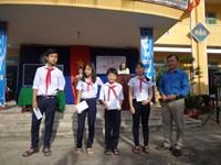 Kỷ niệm 70 năm ngày thành lập hội chữ thập đỏ Việt Nam