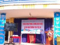 Ngoại khóa Phòng, chống đuối nước và tai nạn thương tích cho học sinh