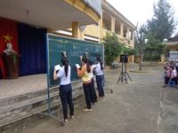 Ngoại khóa toán học trường THCS Phan Bội Châu