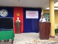 Sinh hoạt kỷ niệm 67 năm ngày truyền thống học sinh sinh viên