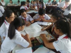 Hội giảng cấp trường năm học 2017-2018