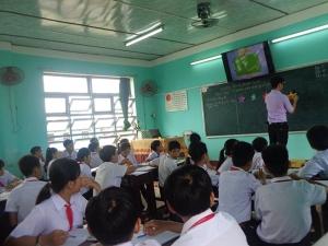 Hội giảng chào mừng ngày nhà giáo Việt Nam 20-11