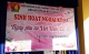 Sinh hoạt ngoại khóa ngày phụ nữ Việt Nam 20-10
